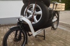 Reifentransport (nicht die eigenen :-))